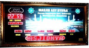 masjid Asy Syifaa' Magelang